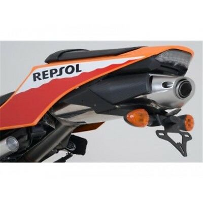 Support de plaque r&g cbr 600rr R&g racing LP0139BK HONDA CBR 600 RR