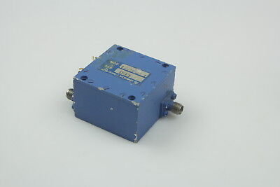 TRIANGLE MICROWAVE 1-GT-43 ATTENUATORS, PIN DIODE 12-18GHz