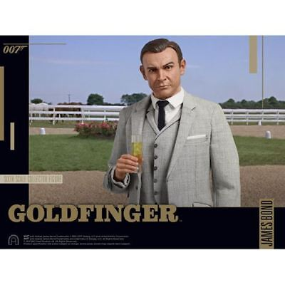 James Bond Sixth Scale Official Figure Sean Connery Goldfinger 1:6