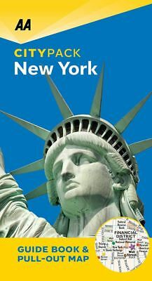 New York (AA CityPack Guides)
