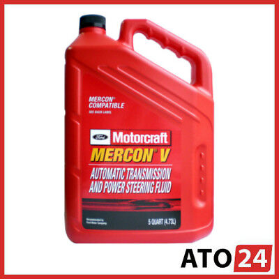 Motorcraft Mercon V ATF and PSF 4,73 L