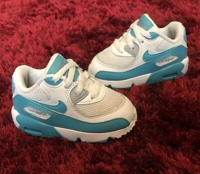 Infant Nike Air Max Trainers Size Uk4.5