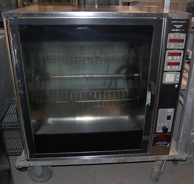 Henny Penny Rotisserie Oven SCR-8 with Baskets Electric 3 Phase 480V