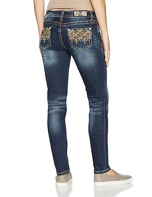 GRACE IN LA SKINNY JEANS Realtree Camo Embroidered Jean 25 26 27 28 29 30 31
