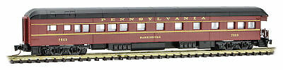 Micro-Trains MTL Z-Scale Modern Business Passenger Car Pennsylvania/PRR #7503