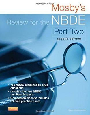 Mosby'S Review For The Nbde Part II 2nd Int'l Edition