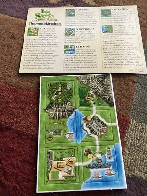 Isle of Skye - Themed Tiles Promo Set (Origins Game Fair 2017) Lookout Games