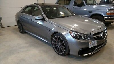 2014 Mercedes-Benz E-Class E63S Extended FACTORY warranty until 09/2020. Incl. extra set of winter tires/wheels