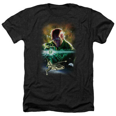 Green Lantern Corps ABIN SUR Licensed Adult Heather T-Shirt All Sizes