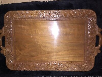 Asian Indian serving tray
