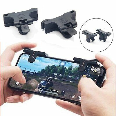 V4.0 Smart Mobile Gaming Trigger L1R1 Game Fire Button Handle Shooter Controller