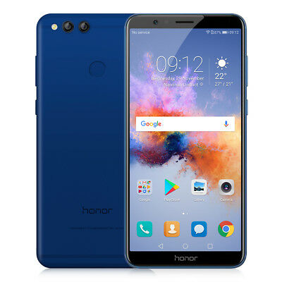 "5,93"" HUAWEI Honor 7X 4G Smartphone 4+64GB OctaCore Android 7.0 OTA 16MP 2SIM FR"