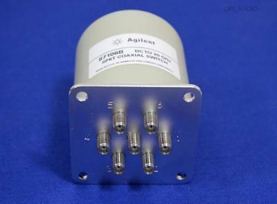 Agilent Multiport Coaxial Switch, DC to 20 GHz, SP6T