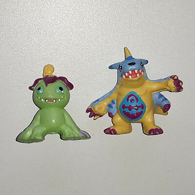 Digimon Figuren Palmon & Gabumon - Bully Germany / Sammlung