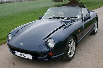1 off opportunity, 1 of a Kind, 1 owner, 1 thousand mile 2013 TVR Chimaera !!