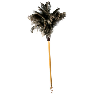 Andree Jardin Ostrich Feather Duster 100cm Handle