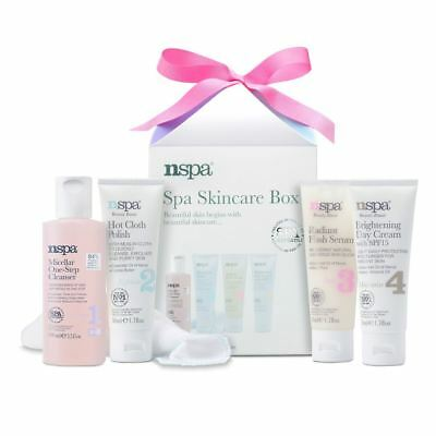 NSPA Spa Skincare Gift Set Containing 4 step-regime!