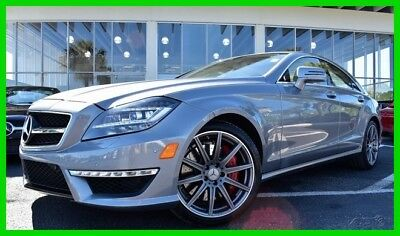 Mercedes-Benz CLS-Class CLS63~~ AMG ~~ ALL WHEEL DRIVE ~~ TURBO ~~ 4MATIC ~~~ 2014 CLS63~AMG S~ Used Turbo 5.5L V8 32V Automatic 4MATIC Sedan Premium Moonroof