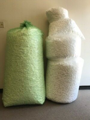 Packing Peanuts Shipping Anti Static Loose Fill 1,2,4,8,15,20 Cubic Feet Usa
