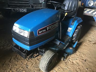 Ford Ride-On Grass Cutter with 3 Cylinder Diesel Engine