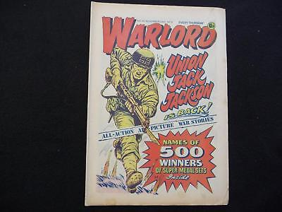 Warlord comic issue 62 (LOT#1459)