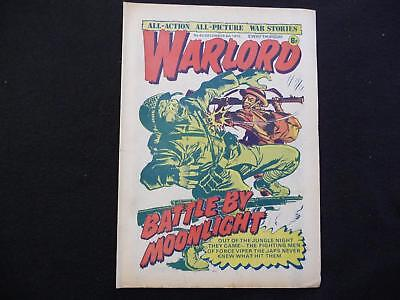 Warlord comic issue 63 (LOT#1460)