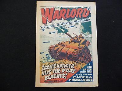 Warlord comic issue 73 (LOT#1470)