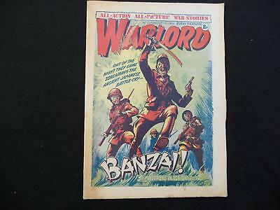 Warlord comic issue 72 (LOT#1469)