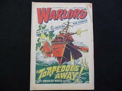 Warlord comic issue 60 (LOT#1457)