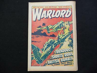 Warlord comic issue 44 (LOT#1441)