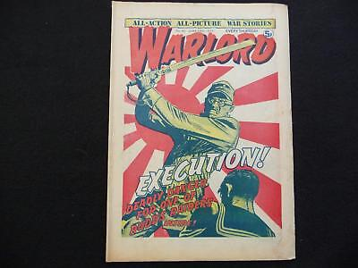 Warlord comic issue 40 (LOT#1437)
