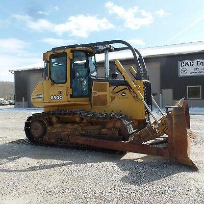 2000 Dozer John Deere 750C Series 2  Very Nice shape! New Undercarriage!
