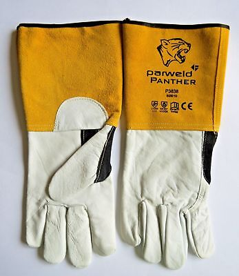 Parweld Panther TIG Welding Gloves Size 10XL, P3838