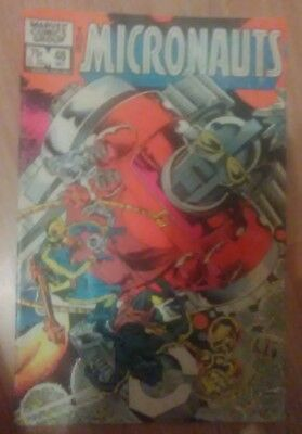 Micronauts Vol 1 #48 (1982) Shooter Hannigan Mantlo Guice VF- Combined P&P