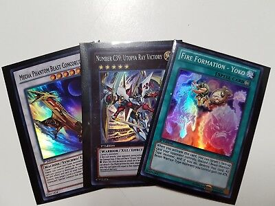 Yu-Gi-Oh Judgment of the Light - Common to Ultimate Rare - YOU PICK!