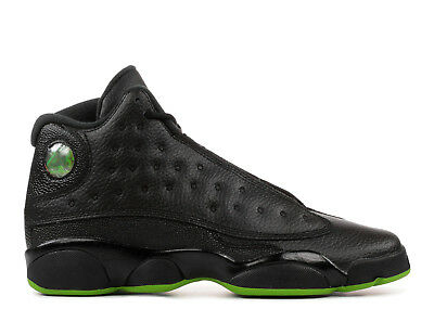 Sale Air Jordan Xiii 13 Retro Altitude Green Black Sz 5Y-7Y 414574 042 2017 New