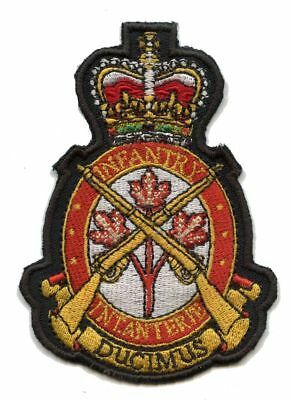 Royal Canadian Infantry Corps  Badge Patch