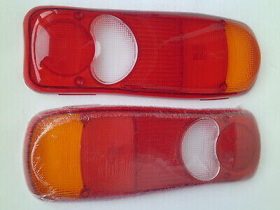 Left+Right Rear Combination Tail Lamp Lights for Iveco Eurocargo /& Daily Tipper