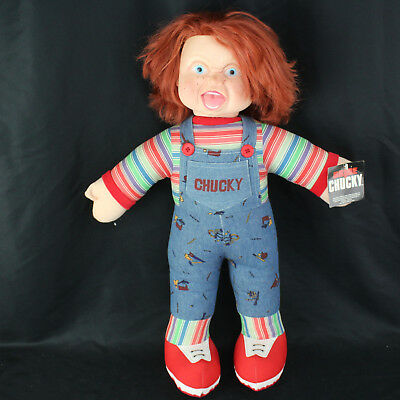 24 1996 Chucky Doll From Spencers Gifts Like New With Bride Of