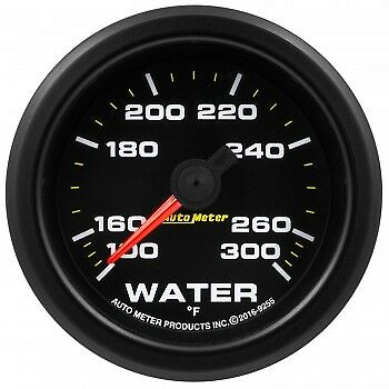 AutoMeter 9255 Extreme Environment Gauge Water Temperature