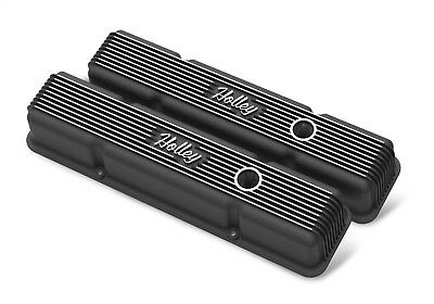Holley 241-242  Valve Cover