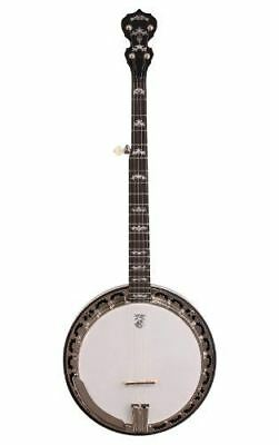Deering Eagle II 5-String Clawhammer and Bluegrass Banjo