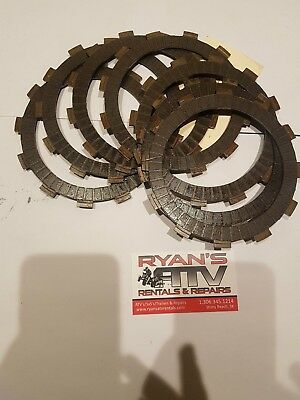 1986 Honda CR125R Friction disks - Lot of 7