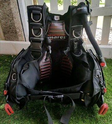 Mares Vector 1000 MRS Plus, Buoyancy Control Device (BCD)