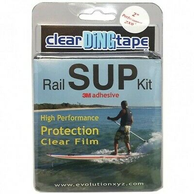 Clear Ding Tape - Rail SUP Kit