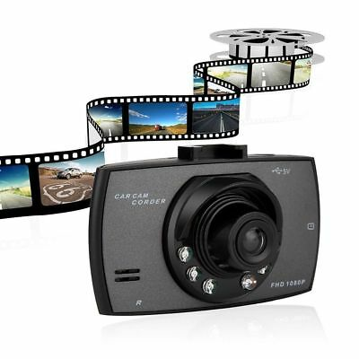 Full HD 1080p Dashcam KFZ Car DVR Autokamera Nachtsicht Videos Bewegungssensor