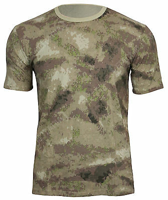 Mil-Tacs FG Pattern Camo Cotton ARMY T-SHIRT - All Sizes Camouflage Military 1a45feafe8d3