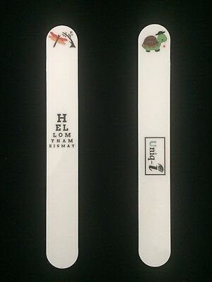 Fixation Stick - Optometry/Orthoptics - Cricket/Turtle Design