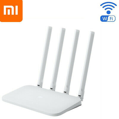 Xiaomi 4C WiFi Wireless Routeur 300Mbps Internet Router 4 Antennes 2.4GHz 64MB