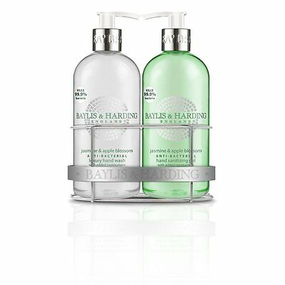 Baylis & Harding Jasmine & Apple Blossom Anti-bacterial Hand Gel and Hand Wash